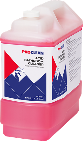 ProClean Acid Bathroom Cleaner