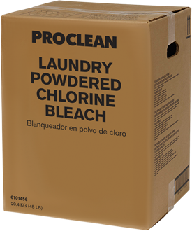 ProClean Laundry Powdered Chlorine Bleach
